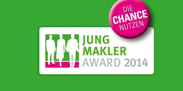 Jungmakler Award 2014 Logo