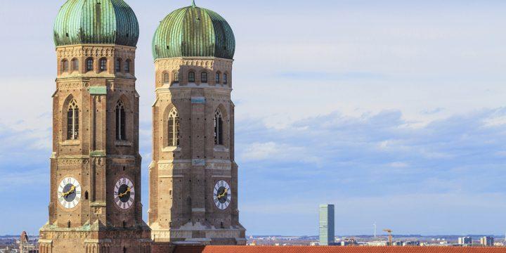 Foto von der Frauenkirche