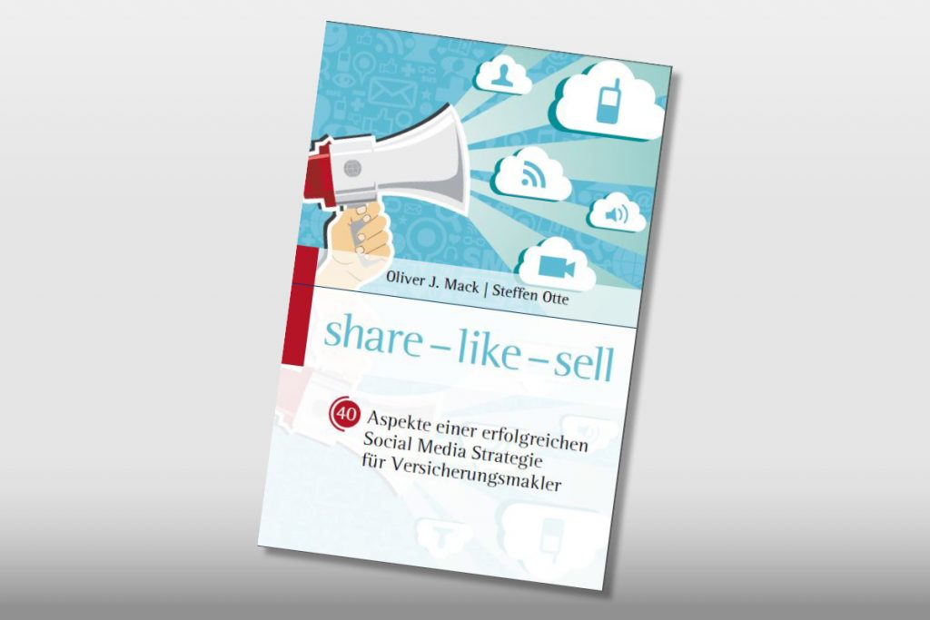"Buch ""Sell - Share - Like"""