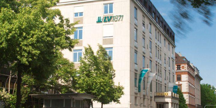 Hauptgebäude der LV 1871