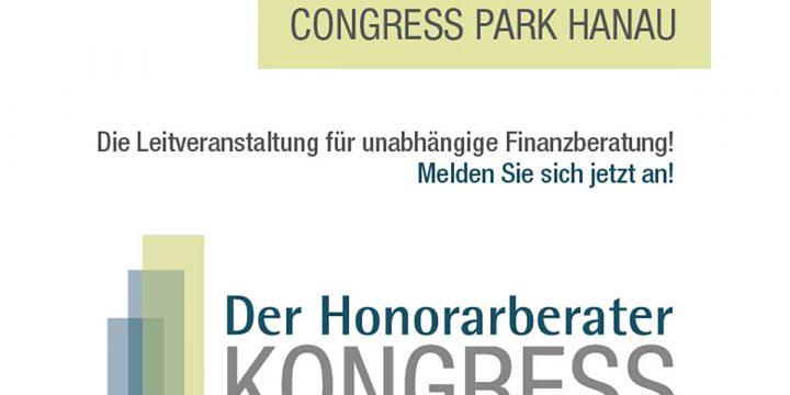 Logo Der Honorarberater Kongress