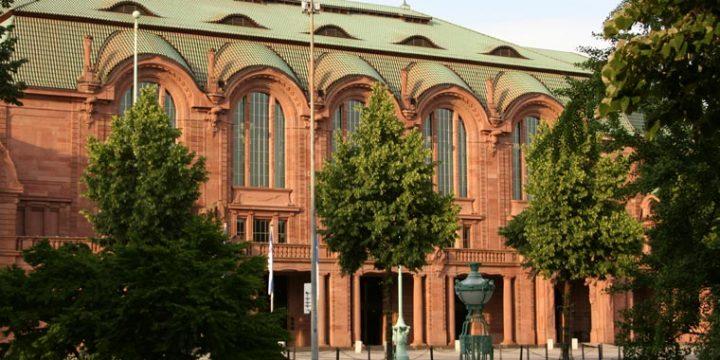 Gebäude Mannheim Fondskongress