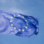 Fahne Europa