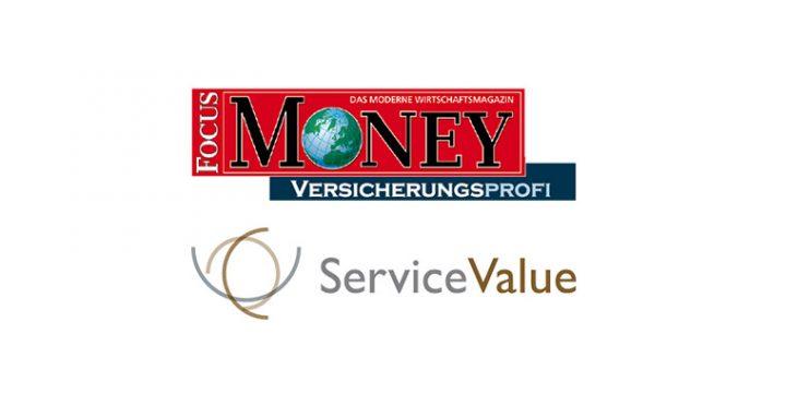 Logo Focus Money Service Value