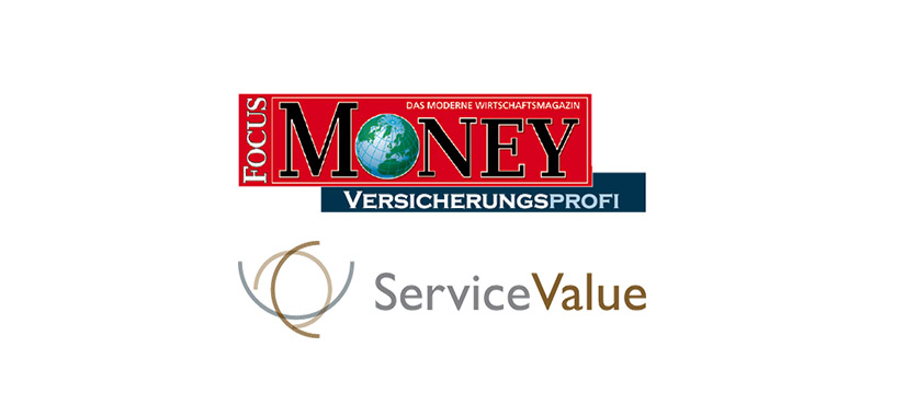 Logo Focus Money Service Value
