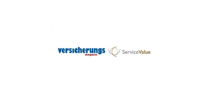 Logo Versicherungsmagazin Service Value