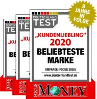 FocusMoney Kundenliebling