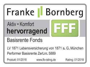 Franke Bornberg: Hervorragend