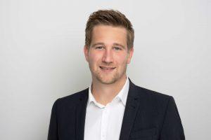Porträt von Thomas Krueer Leiter Personal