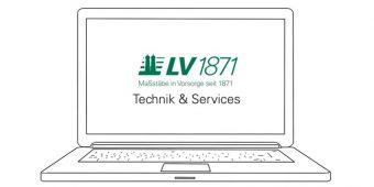 Kurz erklärt: LV 1871 – Technik und Services