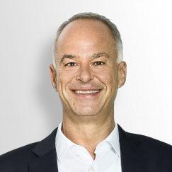 Vorstandsvorsitzender Wolfgang Reichel
