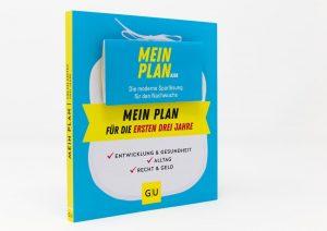 Familienratgeber: Mein Plan für die ersten drei Jahre