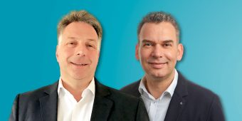 Foto Dr. Klaus Mühlbauer und Markus Gedigk