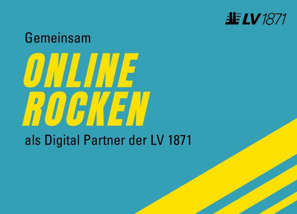 Digital Partner Programm der LV 1871