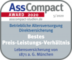 AssCompact Siege bAV Bestes Preis-Leistungsverhältnis