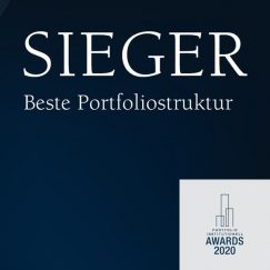 Institutionell Award 2020 Sieger