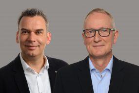 Markus Gedigk und Markus Hetzer