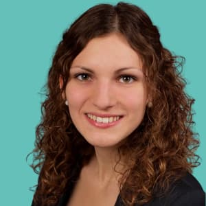 Produktmanagerin Isolde Zug